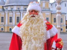 Голосовые поздравления с Новым годом от Деда Мороза